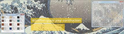 tile mosaic maker mosaic software robot design service and