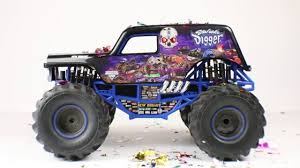 New Bright 1:10 Monster Jam Son-uva Digger #1 - YouTube New Bright Monster Jam Radio Control And Ndash Grave Digger Remote Truck G V Rc Car Jams Amazoncom 124 Colors May Vary Gizmo Toy 18 Rc Ff Pro Scorpion 128v Battery Rb Grave Digger 115 Scalefreaky Review All Chrome Scale Mega Blast Trucks Triangle By Youtube 1530 Pops Toys New Bright Big For Monster Extreme Industrial Co