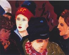 the painting of modern by ruth rosengarten