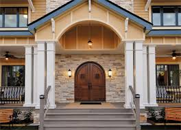 Latest Wooden Main Double Door Designs Native Home Custom Entry