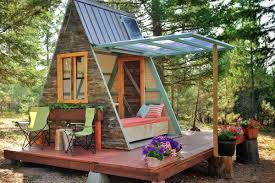 Tiny A frame cabin costs just $700 to build Curbed