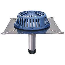 zurn industries 4 replacement roof drain roof and floor drains