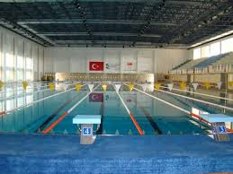 Olympic Swimming Pool In Alanya