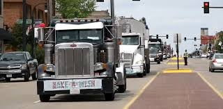 Make-A-Wish Truck Convoy Caps Record Year - OnFocus Hundreds Of Trucks Tour Lancaster County For 29th Annual Makeawish Convoy The Lego Car Blog Truck Crews Gather Around A Truck That Is Part Convoy On Gta Classic Kenworth W900b On Editorial Stock Image Big Rigs Big Hearts In 5th Annual Knbn Newscenter1 Worlds Largest Rides Across Sioux Falls Canvas Wrap Ehamster Begas Kids Raising Cancer Funds With Show Bega Shows Truckings Caring Side Fundraiser