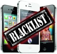 BLACKLISTED FACTORY PREMIUM UNLOCK CODE SERVICE APPLE IPHONE 5 5C