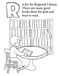 Fresh Library Coloring Pages 28 For Your Free Colouring With