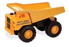 SOMA Dump Truck Steel 15.5 In. Muscle Dumper
