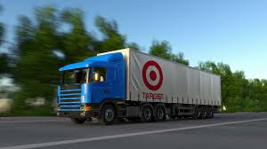Freight Semi Trucks With Target Corporation Logo Driving Along ... Teslas Electric Semi Truck Elon Musk Unveils His New Freight Tesla Semi Truck Questions Incorrect Assumptions Answered Now M818 Military 6x6 5 Ton Sold Midwest Equipment Semitruck Due To Arrive In September Seriously Next Level Cartoon Royalty Free Vector Image Vecrstock Red Deer Guard Grille Trucks Tirehousemokena Toyotas Hydrogen Smokes Class 8 Diesel In Drag Race With Video Engines Mack Drivers Will Still Be Need For A Few Years