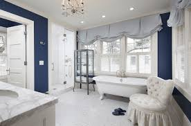 Royal Blue Bathroom Wall Decor by 10 Ways To Add Color Into Your Bathroom Design Freshome Com