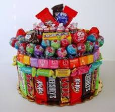 I Want This For My Birthday As A Present Gift To Get At Schoolexcept Without The Chocolate DIY How Make Candy Cake Fun Idea