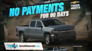 100 Truck Month At Tyrrell Chevrolet YouTube