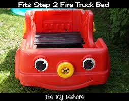 Replacement Decals Stickers Fits Step 2 Fire Truck Toddler Bed ... Red And Blue Convertible Car Beds For Toddlers With Mattress In Race Off To Dreamland At 100mph In The Hot Wheels Toddler Twin Bunk Firetruck Bed Fire Truck Loft Kids Ytbutchvercom Firehouse Slide Step 2 Bedroom Engine Brilliant Yo Slat Boy Tent Daybed Hayneedle To Natural Delta Little Tikes Kid Craft Table Knock Off Birthday Ideas Fresh Image Of Toddler 11161 Spray Rescue