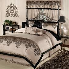 Ty Pennington Bedding by Bedroom Michael Amini Bedding King Luxury Comforter Sets