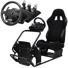 RACE SIM D-RS 0001-S1 & TMX PRO WHEEL Redragon Coeus Gaming Chair Black And Red For Every Gamer Ergonomically Designed Superior Comfort Able To Swivel 360 Degrees Playseat Evolution Racing Video Game Nintendo Xbox Playstation Cpu Supports Logitech Thrumaster Fanatec Steering Wheel And Pedal T300rs Gt Ready To Race Bundle Hyperx Ruby Nordic Supply All Products Chairs Zenox Hong Kong Gran Turismo Blackred Vertagear Series Sline Sl5000 150kg Weight Limit Easy Assembly Adjustable Seat Height Penta Rs1 Casters Sandberg Floor Mat Diskus Spol S Ro F1 White Cougar Armor Orange Alcantara Diy Hotas Grimmash On
