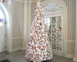 Seashell Christmas Tree Garland by 319 Best Holidays Christmas Tree Inspiration Images On Pinterest