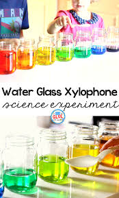 100 Home Made Xylophone Water Glass