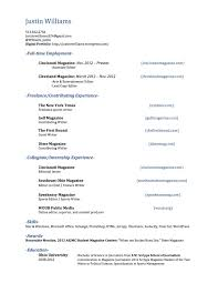 Interesting Resume Examples References Upon Request In Available On
