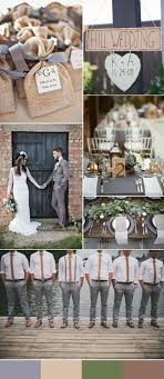 Top 3 Rustic Wedding Ideas And Matched Invitations