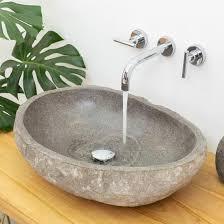 naturstein waschbecken ca 60 cm