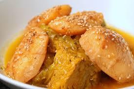 cuisiner des coings tajine de veau aux coings caramélisés chez requia cuisine et
