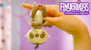 Best Toys Fingerlings Kingsley The Sloth Commercials
