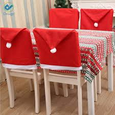 Deago 4 PCS Santa Clause Hat Chair Covers, Red Hat Kitchen Chair ... Chair Back Covers Cara Medus Cover Indigo Fitted Kitchen Or Ding Room Chair Etsy How To Clean Velvet Fniture Couch Care Ding Ikea Bar Stool Chairs Casual Accented For 2 Cosco Wood Mission Folding 179869 Kitchen Embroidered How To Make A Slipcover For The Of Windsor Youtube Set Cozy Parson Interesting Best Fabric Cushions Prinplfafreesociety Room Round Awesome Side Christmas Santa Claus Snowman Elk Hotel Top Outdoor Tall Agreeable Rental Inch To And