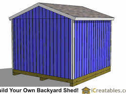 12x12 Shed Plans Pdf by 12x12 Shed Plans Build Your Own Storage Lean To Or Garage Shed