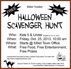 Easy Halloween Scavenger Hunt Clues by Community Scavenger Hunt Planning Tips Moms U0026 Munchkins