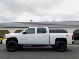 2013 Used Chevrolet Silverado 1500 LIFTED W/ Z71 4X4 Package & Off ...