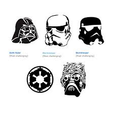 Stormtrooper Stencil Halloween by Geeky Halloween Pumpkin Carving Templates Popsugar Tech