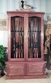 free wood gun cabinet plans wooden plans office desk plans
