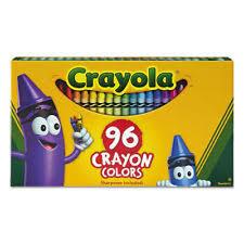 Crayola Bathtub Crayons 18 Vibrant Colors by Crayola Ebay