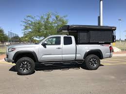 2018 Toyota Tacoma With Alu-Cab Khaya Camper $50k | Expedition Portal 2019 Lance Truck Camper 865 Tacoma Wa Rvtradercom The Silver Surfer Toyota Kauai Ovlander Truck Topper Or Slide In Camper Brians 2015 And Fleet Build Trucks Accsories Leentu Converts Into A Comfy Place To Camp Your Own Camper Trailer Glenl Rv Plans World Alucab Khaya Prime For Sale My Home Dwayne Parton Base Phoenix Pop Up Propex Furnace Truck Performance Gear Research Hallmark Best Popup Toyota Tacoma Exploring Pinterest