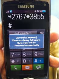 Secret codes for galaxy S2 and S3 hidden code