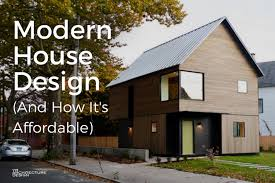 100 Modern Housing Architecture Elevation Rethinking Design Residential