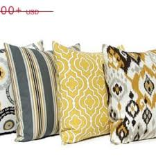 Decorative Couch Pillow Covers by Sale Decorative Throw Pillow Covers Three From Company Twenty Six
