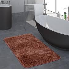 hochflor badezimmer teppich badematte rutschfest