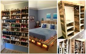 stilvolle diy ideen für deine schlafzimmer möbel