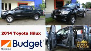 100 Budget Rent Truck A Car Nicaragua Spanish YouTube