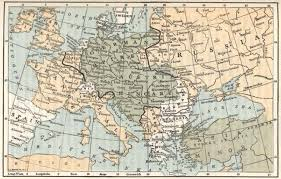 Where Did The Lusitania Sink Map by Thomas Nelson Page Italy And The World War 1920 Chapters 13 15