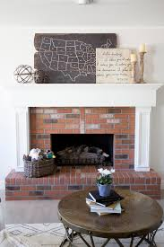 Living Room With Fireplace Design by 15 Ideas For Decorating Your Mantel Year Round Hgtv U0027s Decorating