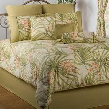 Palm Tree Bedding Sets Beige