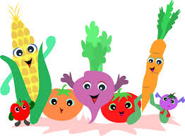 Fruits And Ve ables Clipart 1
