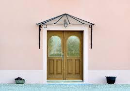 porte entree vantaux porte d entrée à deux vantaux principe matériaux prix ooreka