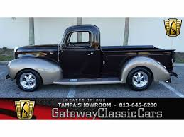 1940 Ford Pickup For Sale   ClassicCars.com   CC-1092790 351940 Ford Car 351941 Truck Archives Total Cost Involved Blown 2b Wild 1940 12 Ton Pickup Downs Industries Wheeler Auctions 1946 Delux Pick Up For Saleac Over The Top Custom Youtube Hot Rod For Sale In Daville Indiana Ford Street Rod Blue Black 8 Cyl 312ford Yblock F100 Pickup Prostreet Other Swb Other Trucks Rat Rod Second Time Around Network Sale In Australia 1 Owner Barn Find Project Finds 1937 88192 Motors Near Cadillac Michigan 49601 Classics