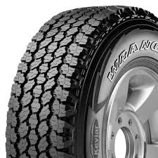 100 Goodyear Truck Tires GOODYEAR WRANGLER ADVENTURE WITH OUTLINED WHITE LETTERING