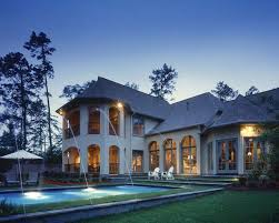 Decorative Luxury Townhouse Plans by 215 Best Home Plans With Pools Images On House Plans
