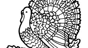 Thanksgiving Coloring Pages Hard Blessings