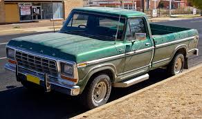 Ford F100 - Information And Photos - MOMENTcar