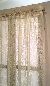 Anna Lace Curtains With Attached Valance by 34 Best Curtain Ideas Images On Pinterest Curtains Home And